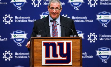 Giants GM Dave Gettleman Has Lymphoma, Treatment to Begin Soon
