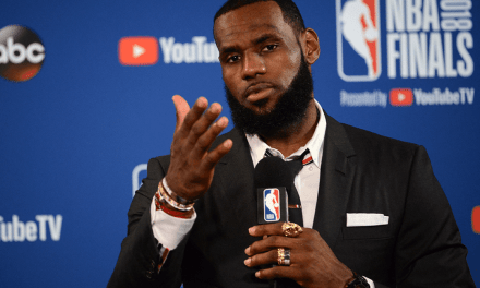 LeBron on White House: 'No One Wants an Invite'