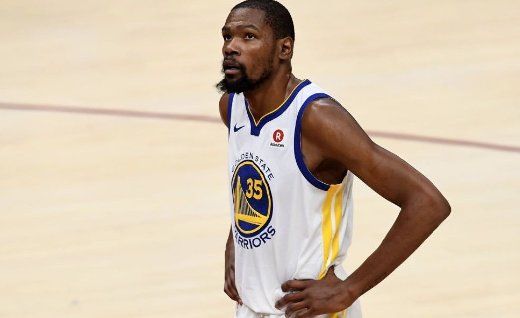 Kevin Durant Just Buried the Cavs