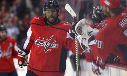 Caps Devante Smith-Pelly Will Not Attend White House Visit
