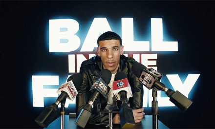 Lonzo Ball Drops New Music Video Featuring his Family