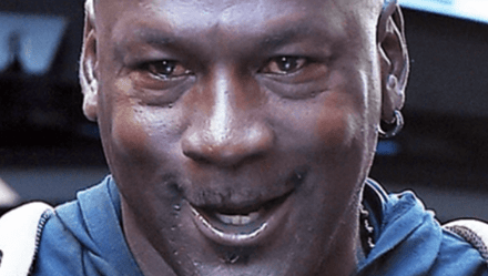 Michael Jordan Spotted with a Bottle of Tequila in Hand in NYC