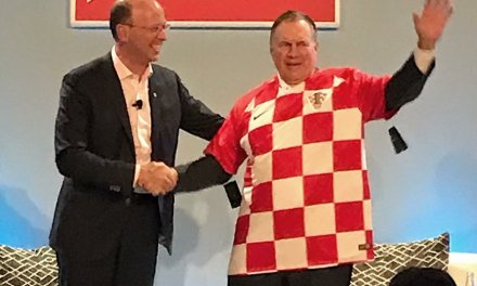 Bill Belichick Gets into the World Cup