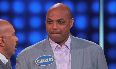 Charles Barkley has Insane Answer on Family Feud
