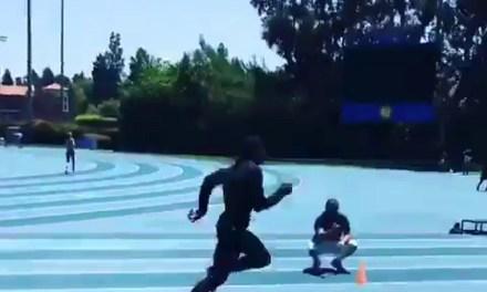 Terrell Owens Can Still Run a 4.43 40