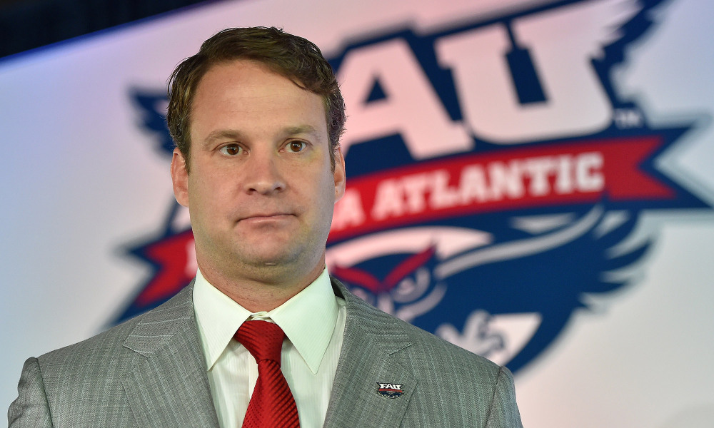 Lane Kiffin Was Advised to Wear a Bullet Proof Vest on his Return to Tennessee