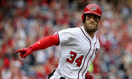 Bryce Harper Will Participate in the Homerun Derby on One Condition