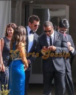 Aaron Rodgers And Danica Patrick Attend Davante Adams Wedding Sports Gossip
