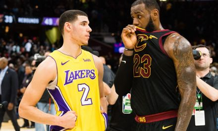 LeBron's Friend Cuffs the Legend Says He's Going to Los Angeles