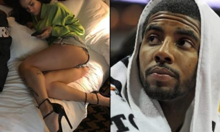 Kyrie Irving Opens up About Kehlani While Promoting Uncle Drew
