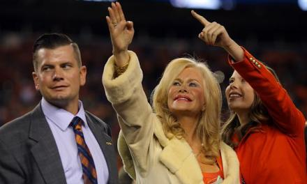Broncos Owner's Wife Annabel Bowlen Diagnosed with Alzheimer's