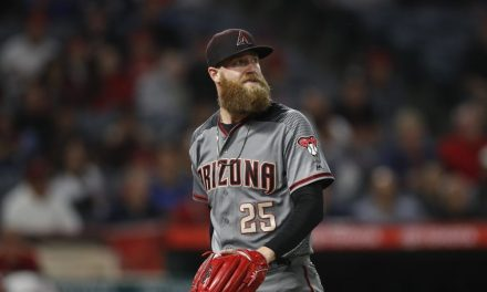 Archie Bradley Pitched with Poop in his Pants During a Game