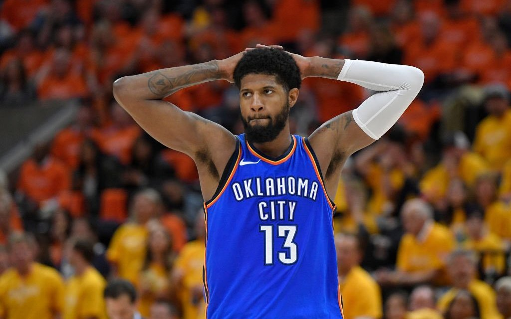 Paul George Tells OKC He Will Not Opt in