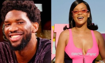 Joel Embiid Reveals What Rihanna Song He Listens to During Sex
