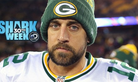 Aaron Rodgers To Participate in 30th Anniversary of Shark Week