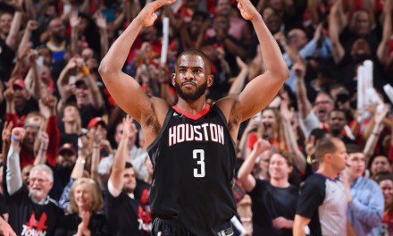 Chris Paul Re-Signs with the Rockets
