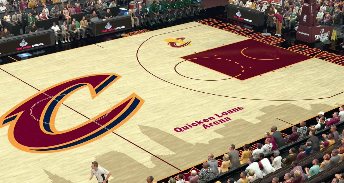 The Cavaliers Made Everyone With Floor Seats Sign Three Year