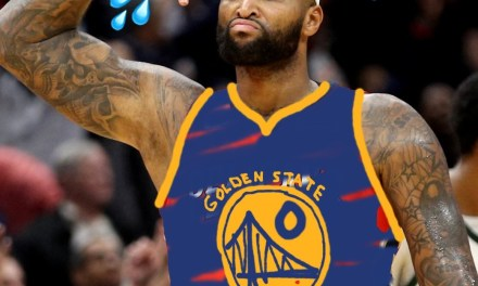 Boogie Cousins Calls joining Warriors 'My Ace of Spades'