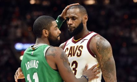 Kyrie Irving Never Wanted LeBron to Come Back to the Cavs