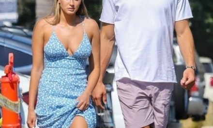 Blake Griffin and New Girlfriend Francesca Aiello Step out in Malibu