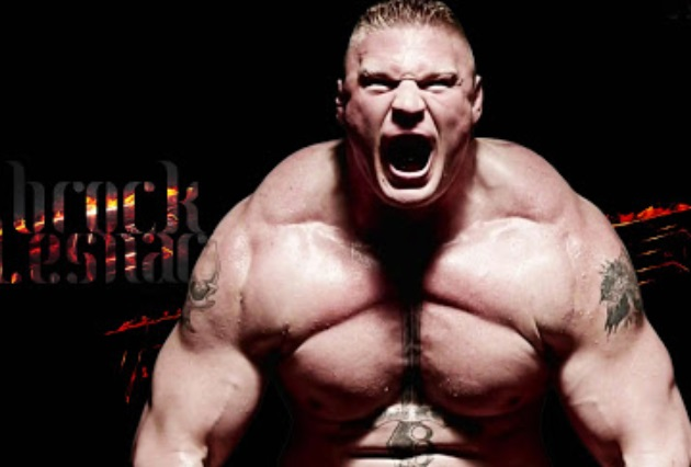 Brock Lesnar Accused of 'Absolutely Doping'