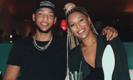 Ben Simmons' Sister Takes a Shot at the Kardashians on Twitter