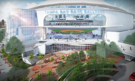 The Tampa Bay Rays Propose a New $900 Million Stadium That Will Remain Largely Empty