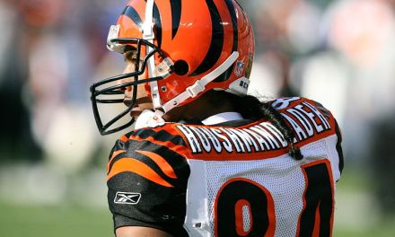 T.J. Houshmandzadeh Says the Bengals Used to Buy Used Jock Straps