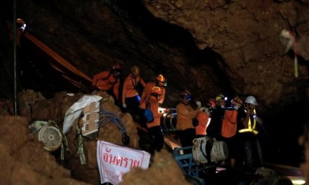 Thailand Cave Rescue Already Being Turned into a Movie