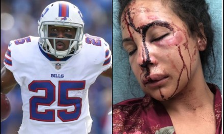 LeSean McCoy Hired Goons to Beat Up Girlfriend Delicia Cordon?