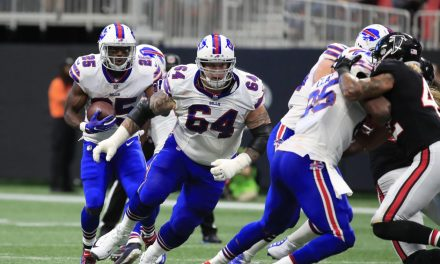 Richie Incognito Comes to LeSean McCoy's Defense Says He Knows the Whole Story