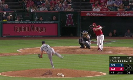 Albert Pujols Tied Ken Griffey Jr. on the All-Time Home Run List with his 630th