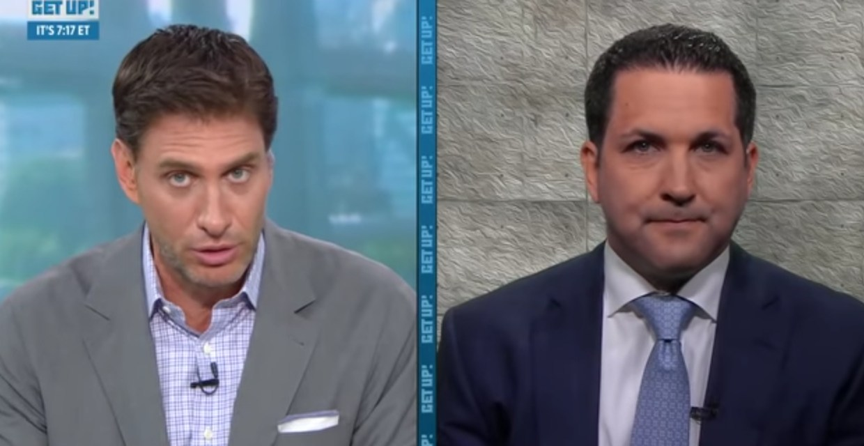 Adam Schefter Thinks Le'Veon Bell Could Miss Games This Season