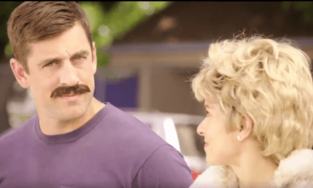 Aaron Rodgers Cameo in 'Me, Danica' Skit From the ESPYS