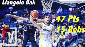 LiAngelo Ball Played 48 Minutes and took 54 Shots