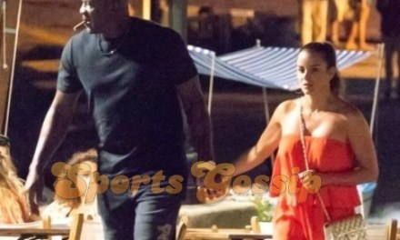 Michael Jordan Takes a Romantic Stroll with Wife Yvette Prieto In Italy