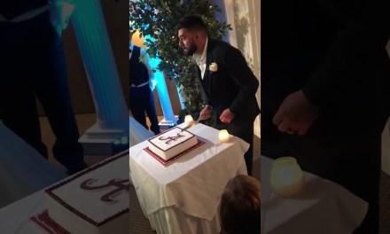 LSU Bride Sabotaged Her Alabama Groom's Cake