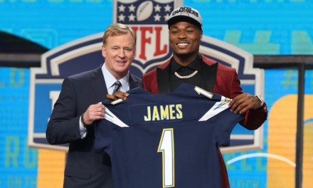 Chargers First Round Draft Pick Robbed in Los Angeles
