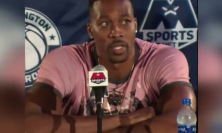 Dwight Howard Drops All-Time Quote About His NBA Journey