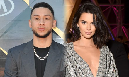 Kendall Jenner and Ben Simmons Leave the Nice Guy Through the Back Door