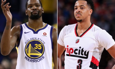 Kevin Durant and McCollum Go At Each Other On Twitter Over 'Soft' Remark