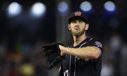 Stephen Strasburg is Back on the DL Because His Innings Limits Early in His Career Worked
