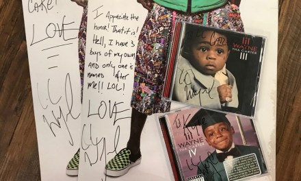 Lil Wayne Sent Kyle Shanahan Some Autographed Merchandise for Naming his Son After Him