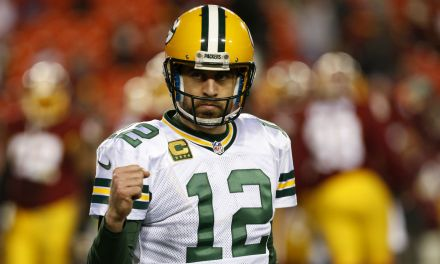 Aaron Rodgers Isn't in a Hurry to Get an Extension Signed
