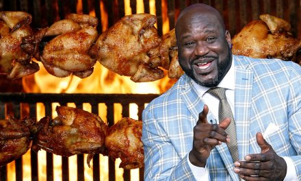 Shaq Announces Reality Show About Chicken Restaurant He's Opening In Vegas Called Big Chicken Shaq