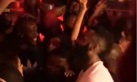 James Harden's Dayclub Dance Party