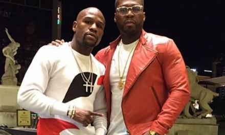 Floyd Mayweather Finally Explains 50 Cent Beef