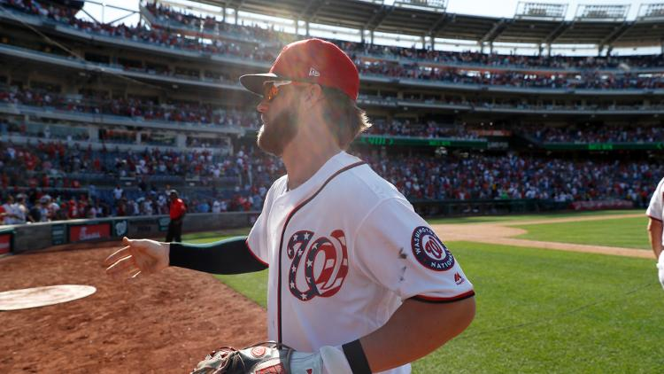 Nationals President Mike Rizzo Says Bryce Harper Will not Be Traded