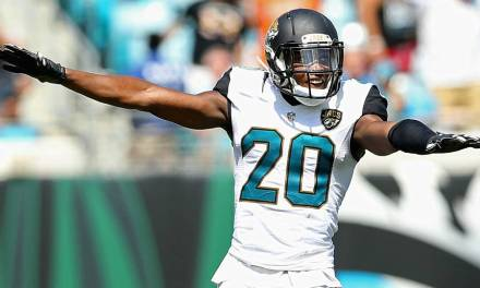 Jalen Ramsey Reports to Camp following Birth of Child