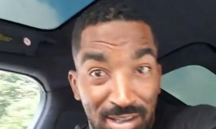 J.R. Smith is Under Investigation for Allegedly Stealing a Phone and Throwing it While on Henny